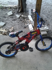 FOR SALE 2 BOYS 16 INCH BIKES