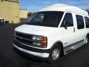 2002 CHEVROLET Chevrolet Express Sherodd custom leather