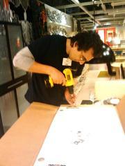 IKEA Kitchen Installer