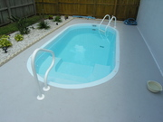 Inground Fiberglass Pools Installed By Manufacturer